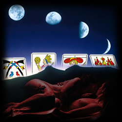 Influencia Lunar en el Sexo - TarotKamasutra.com